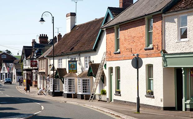 Pewsey, Wiltshire